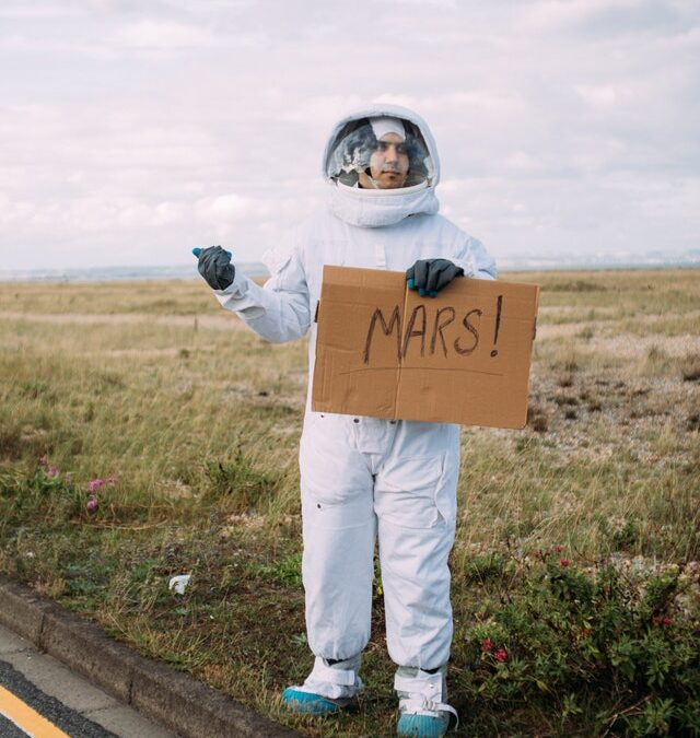Cool your Jets! Did your Earth Doctor clear you for the Mars Mission?