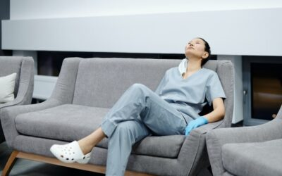 5 Things Health Professionals Can Do to Feel Their Best From Head to Toe