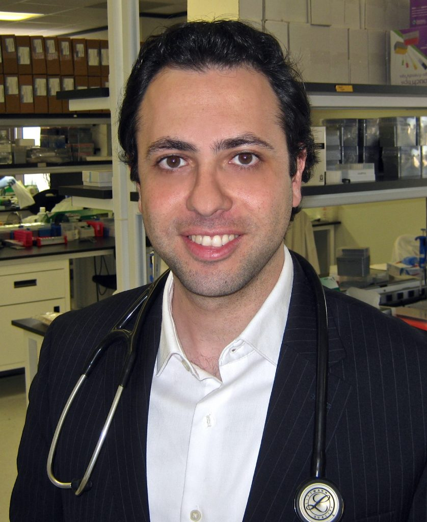 Dr. Gidon Akler, MD renowned geniticist and genetics genomics expert counselor