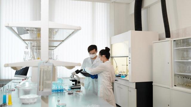 phd graduates undertaking exome genomics testing and genetics research