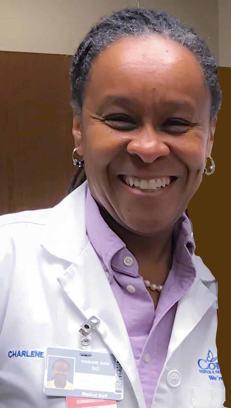 Dr. Charlene Shaw, DO